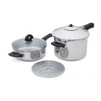 Kuhn Rikon Duo Set 2 Liter & 5 Liter Pressure Cookers